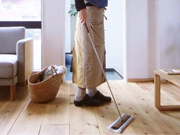 そしてモノが減れば、単純に日々の掃除や整頓もラクになりますよね。ですので、片付けが苦手な方や大雑把な方にも、持たない暮らしはおすすめです。