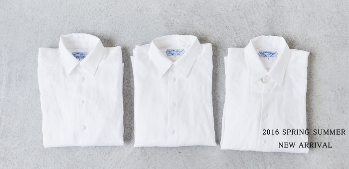 お気に入りのシャツを探して、春のコーディネートを楽しみましょう♪