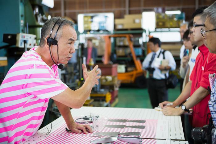 「開け、工場!」が合言葉の「工場の祭典(こうばのさいてん)」。(画像提供:燕三条 工場の祭典実行委員会)