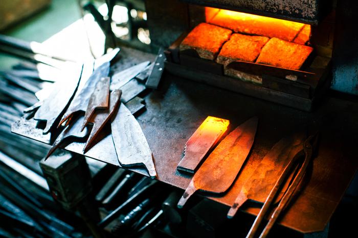 vol.35 庖丁工房タダフサ・曽根忠幸さん -温故知新が合言葉。暮らしに馴染む本格派の包丁づくり