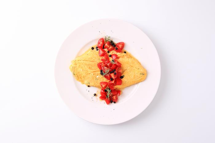 ランチ、ティータイム、ディナーまで様々な時間に対応しているので、いつ行っても美味しいお料理が食べられますよ。