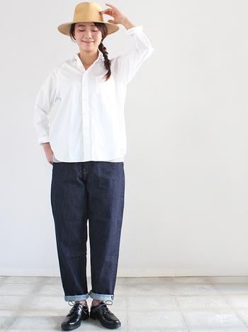 当たり前の普段着を。新ブランドHATSKI(ハツキ)のデニムが気になる!