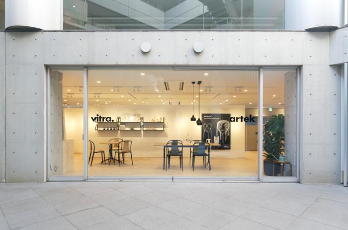 東京・原宿にあるアルテックの、オフィス兼ショールーム(画像提供:アルテック)