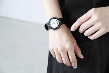 G-SHOCK以外の腕時計もシンプルでユニセックスで使えるデザインのものもたくさんあります。今回は、彼や旦那さんと一緒に使えるシンプルでスタイリッシュなCASIOの腕時計たちをご紹介します♪