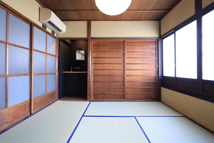1日1組限定の宿は、京都に暮らしているかのような雰囲気にひたることができます。