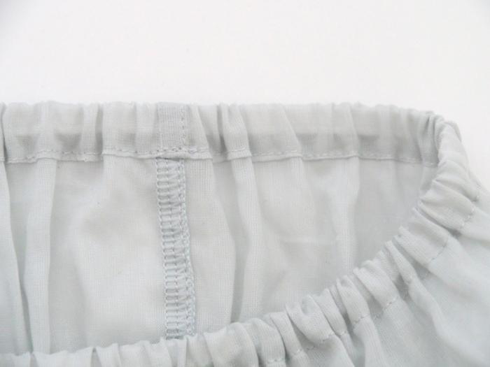 デザインの楽しさはもちろん、履き心地も「ストレスフリー」。締め付け感を少なく、どんな糸を使えば痛くないか、縫い代(ぬいしろ)の始末にも気をつけて、違和感なく快適に履けるアイテム作りを大切にしています(画像提供:TESHIKI-手式-)