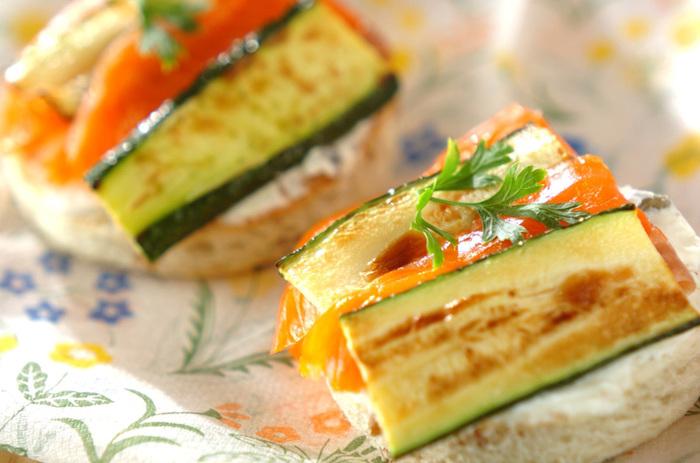 ラタトゥイユにカレー♪夏野菜の代表格「ズッキーニ」を使った美味しいレシピ集