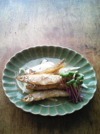 ヘルシーで素朴な味は、どこかホッとする。シンプルなのに懐かしい味…。和食の1品に加えてみてはいかがでしょう?