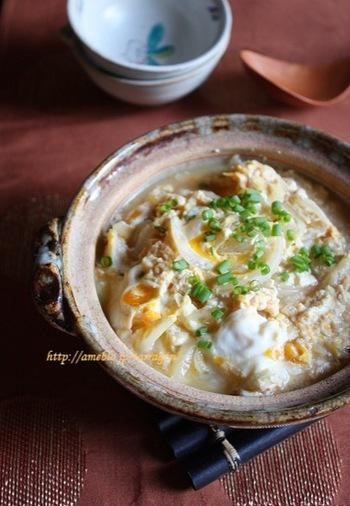 「卵とじ」レシピは、アレンジも人それぞれ!どんな食材も、卵が美味しく仕上げてくれる魔法のようなレシピでしたね。 いつもの卵料理に飽きた時も、残り物のおかずや野菜を消費したい時も、ぜひ自分だけの卵とじレシピを見つけてみてくださいね♪