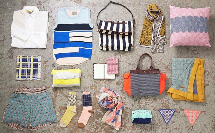 いつもの装いに個性をプラス*「TRICOTÉ(トリコテ)」の暮らしを彩る雑貨たち