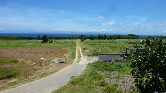 創建から300年以上の時間を経た今でもコート盛は緻密な状態を保っています。高さ4メートルの見晴台からは、サトウキビ畑が広がる波照間島内の景色を大パノラマで一望できます。