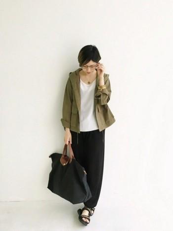 ナイロン製の「ル・プリアージュ」はとても軽いので、旅行バッグとしても優秀です。