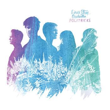 高揚感のあるアルバム「Politricks」では、音楽家集団らしい高度なアレンジも楽しめます。  ヨーロッパを中心にフェスなどで活躍中の「要チェック!」なバンドです。