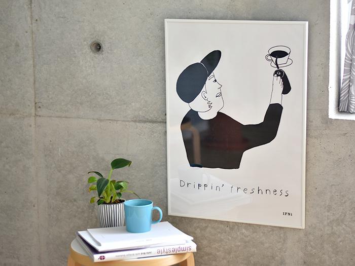 インテリアのアクセントに。「ポスター・ファブリックパネル」でお部屋を彩ろう