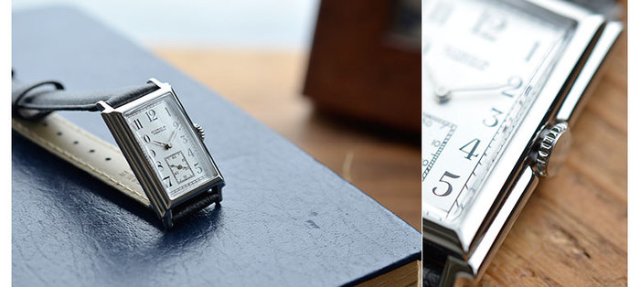 サーカはアンティークコレクターであるブランドオーナーが「腕時計が小さな芸術作品」と考えられていた、1920~50年代の アールデコデザインのみに絞って、古き良き時代の時計を忠実に復元したウォッチブランドです。手の込んだ装飾や部品など、細かなディテールを表現し、懐かしさと新しさの両方を持ち合わせている素晴らしい時計を作り上げました。