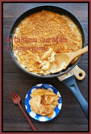 オーブンがなくても大丈夫! フライパンで作る「グラタン」アレンジレシピ