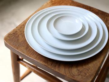 皿における定番品は?と考えたとき、下記の条件が挙げられたそうです。