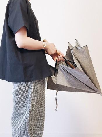 日傘は紫外線から守ってくれるだけでなく、装いをより素敵にしてくれるもの。お気に入りの一本で、夏のおしゃれを楽しんでくださいね。