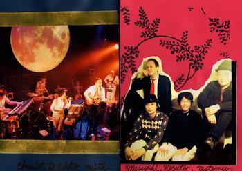 最後にご紹介するのは、Chocolat & Akitoのライブ会場限定ZINEシリーズ。すべて2人の手作りによる貴重な作品で、未発表曲を収録したCDRが付いています。こちらは2011年に販売されたVol.1。