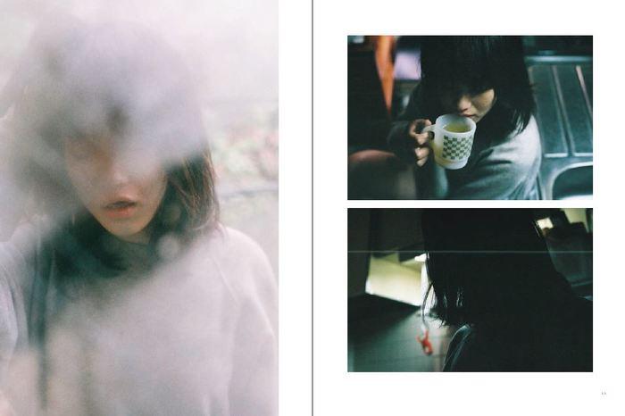 日常の一瞬を切り取ったような写真の数々は、部屋に飾って置きたくなるほどスタイリッシュ!写真家・齋藤一平が撮影を手がけています。