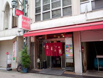 高松市瓦町、ことでん瓦町駅から徒歩5分のところにある「ふみやお好み焼き」。 香川のB級グルメのお店としてよくテレビやメディアで紹介される、有名なお好み焼き屋さんです。