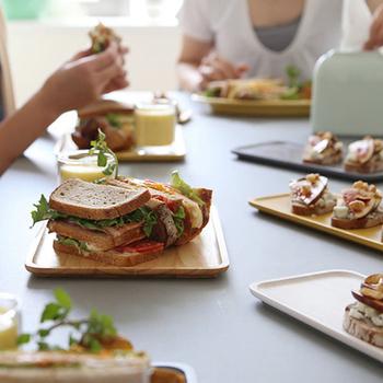つい慌ただしく済ませてしまう朝食の時間。そんな忙しい一時もワクワクしてしまうような素敵な食器があれば、毎朝が楽しくなりますよね。