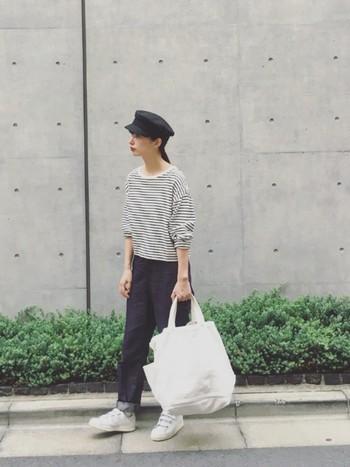 """""""プチプラファッション""""とは、リーズナブルなファストファッションブランドのアイテムを取り入れたコーディネートのことを意味します。ユニクロ、GU、H&M、ZARAなどが有名ですね。"""