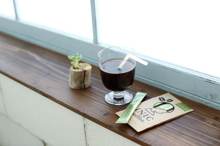 【Organic Aroma】 厳しい基準をクリアしたコロンビア産のオーガニック豆だけを使ったシングルオリジンコーヒー「オーガニックアロマ」。新鮮な香りと酸味が特徴で、コロンビアの自然の恵みを味わうことができます。
