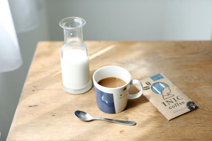 ギフトにもおすすめです。インスタントの新定番「イニックコーヒー」の本格珈琲を召し上がれ