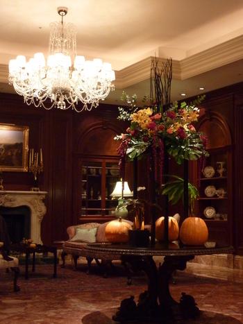 スプレンディードは、世界に名を馳せる高級ホテル、ザ・リッツ・カールトン大阪の1階にある本格的なイタリアンレストランです。