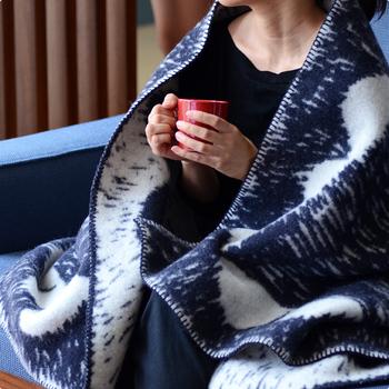 エコラムウール100%だから、しっかりとした温かさは折り紙付き。肌に直接触れるものだから、安心安全なのがうれしいですね。