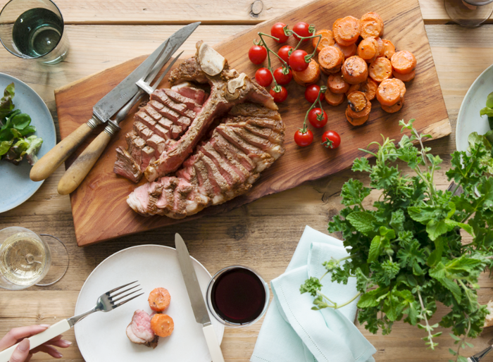 """誰でも「料理上手」になれる♪ 特別な日は""""お肉とお酒""""で上質な大人の晩酌を"""