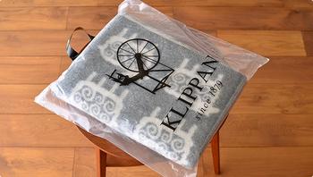 ブランケットは糸車をモチーフにしたクリッパンの袋に梱包されて届くので、贈り物としても喜ばれますよ*  今回はそんな高品質でおしゃれなクリッパンのブランケットをご紹介していきます。