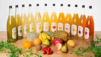 「SHUGAR」オリジナルの果実酒以外にも、全国から集められたこだわりのお酒など、何から飲もうか迷ってしまうほど種類が豊富です。