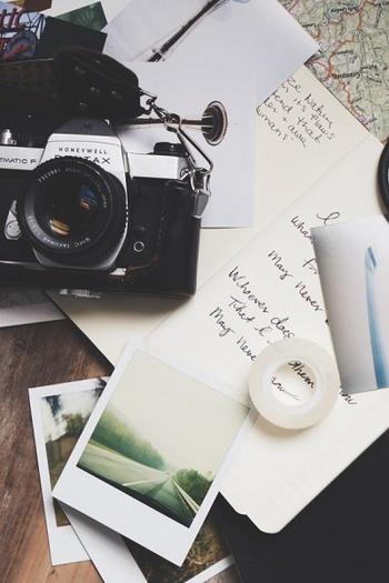 好きな場所に行き満足のいく写真を撮ることも、ひとりだと思う存分できますよね。そして、やらなければ・・と思っていた写真のデータの整理。思い立った時に取り掛かってみるのはいかがでしょうか?