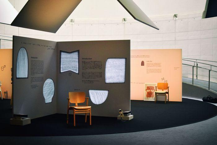 家具ブランドである「アルテック」が、フィンランドと日本を行き来する空間デザイナーMUSUTAと共につくりあげた空間は「美しい」の一言。