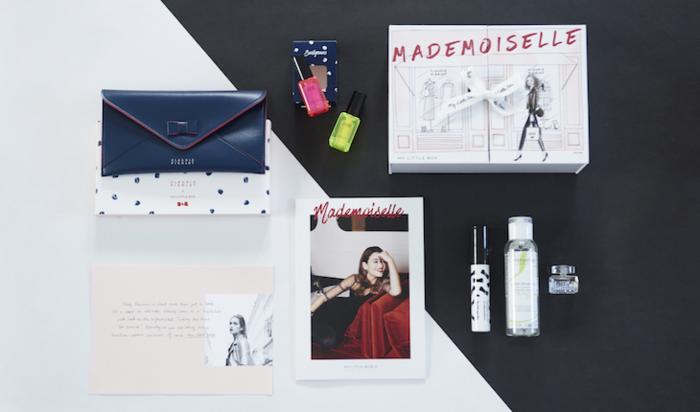 たとえば2016年9月のテーマは「マドモアゼル」。パリジェンヌのライフスタイルを感じさせる、洗練されたアイテムがいっぱい♪