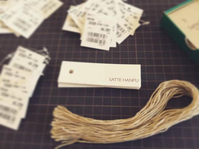 そんなのどかな地域で日々帆布のバッグを製作している「SATTE HANPU(サッテハンプ)」 。