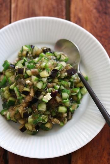"""山形名物の""""だし""""はご存知ですか?一見あっさりとしていそうですが、ご飯によく合う野菜料理なんですよ。めんつゆで手軽に作ることができるので、ぜひ一度試してみて!"""