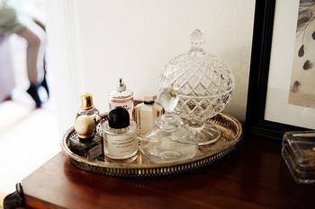実は香水は4つの種類があり、種類によって濃度や持続時間が違うんです。