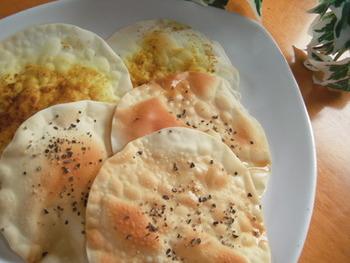 とっても簡単!好きな味付けをしてオーブンで焼くだけ! ピリ辛黒胡椒味、カレー味、チーズ味など、どれもお酒に合いそうですね。