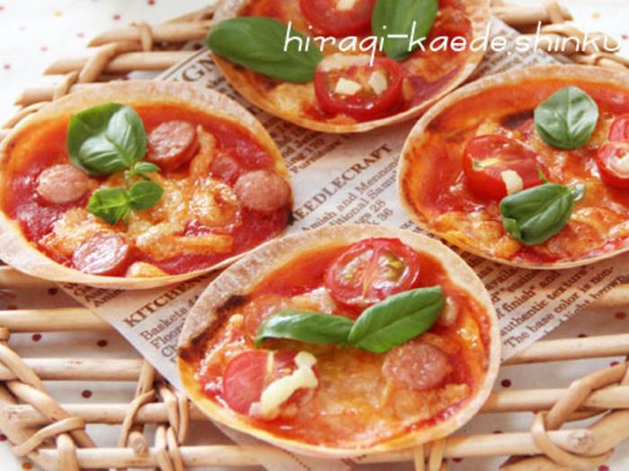 いざ「ピザを作ろう!」と意気込んでも、おうちにトマトソース