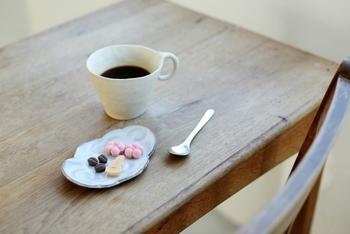 甘い砂糖は疲れを癒し、心のカドを丸くしてくれます。友人のお茶タイムに差し入れてあげてみては?
