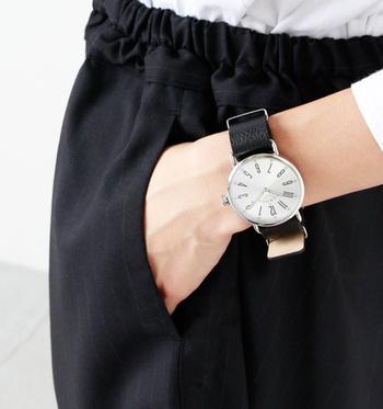 彼とお揃いで使いたい「ザ・キャムデン ウォッチ カンパニー」の腕時計