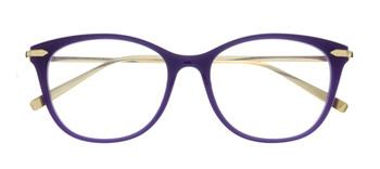 【Jo/ジョー】 ボーイッシュでまっすぐな性格のジョー。一見クールなようで、小説家を目指す熱い一面も。すっきりとスタイリッシュなメガネは、知的な大人の女性に見せてくれそう。