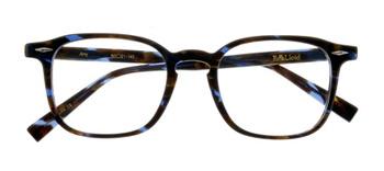 【Amy/エイミー】 好奇心旺盛で社交家、おしゃまな末っ子、エイミー。細身のウェリントンタイプのメガネは、おしゃれ度が高いアイテム。やや大きめのフレームがインパクトもあって、スタイリングにメリハリをつけてくれそうです。