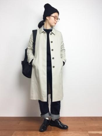今回は、今の時季のファッションの参考になりそうなレイヤードスタイル・重ね着をご紹介いたします!