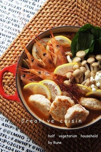 好きな具材を好きな味付けで楽しめる鍋料理、美味しさの組み合わせは未知数です。 いろんな鍋を楽しんで、寒い冬も暖かく過ごしてくださいね。