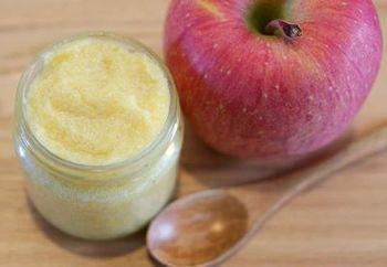 パンのお供として市販品でも人気の「リンゴバター」のレシピです。簡単ですのでお試しを♪