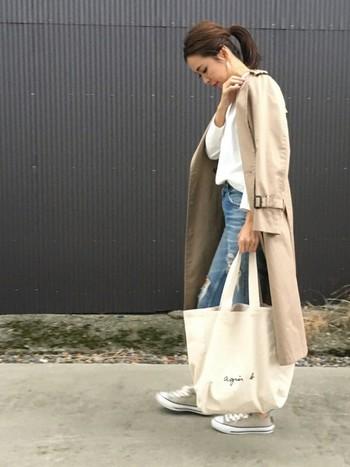 今年のおすすめスタイルは「エフォートレス」。ファッション雑誌などで「エフォートレス」のキーワードを目にしたことがある人も多いのでは?